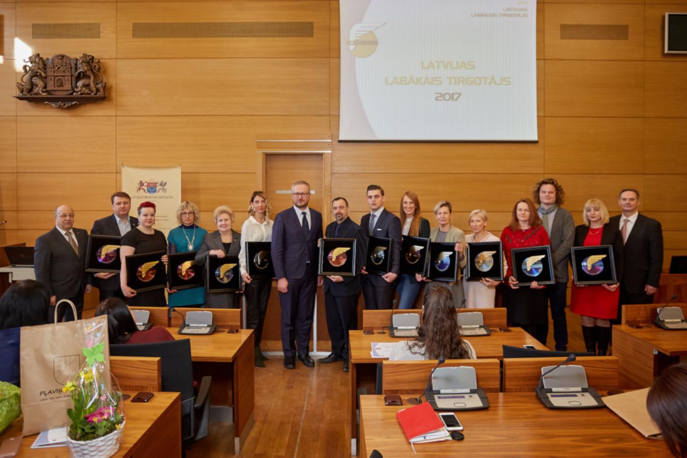 Latvijas Labākais tirgotājs 2017